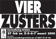 Vier zusters